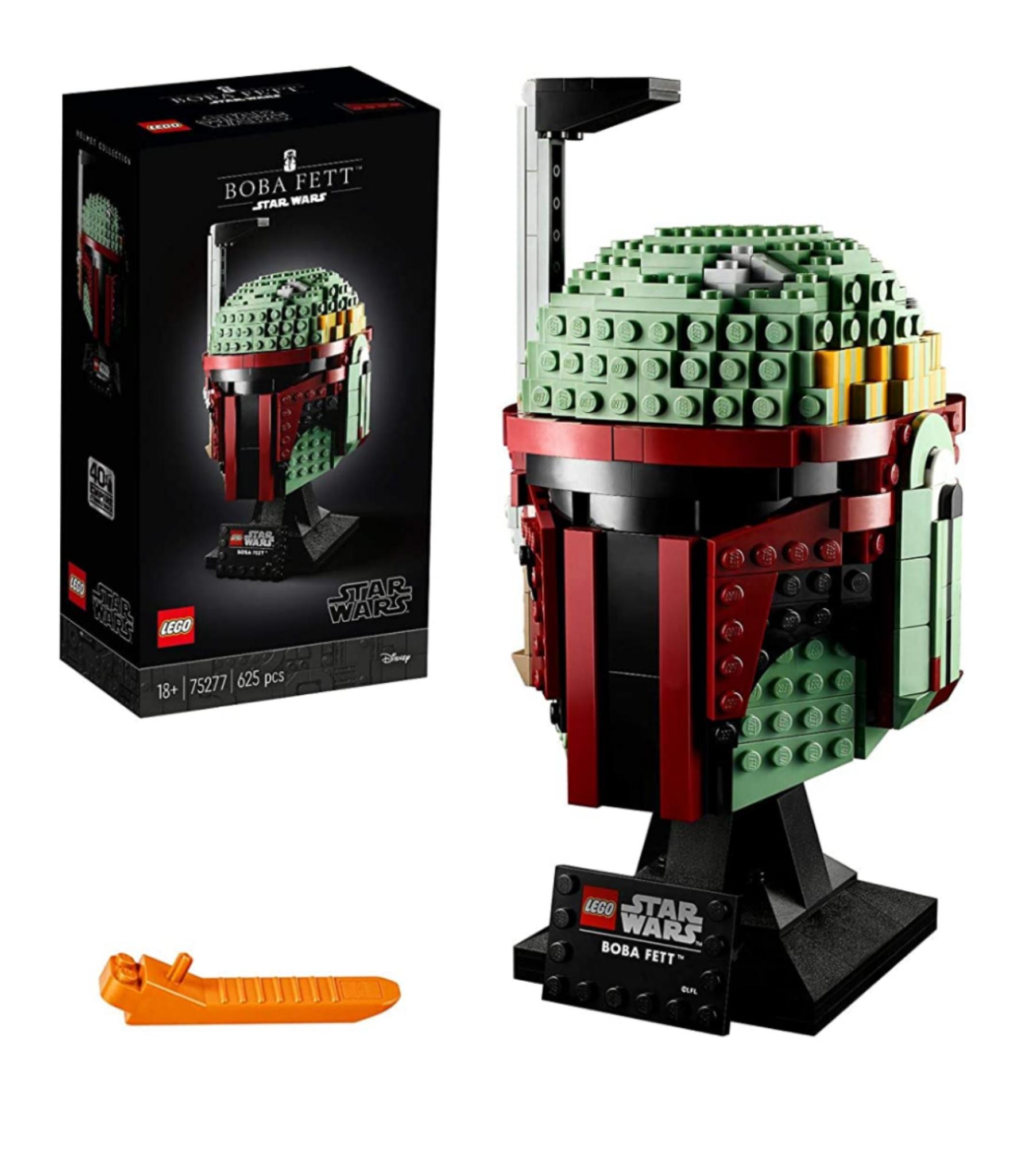 LEGO Boba Fett 75277 Star Wars Amazon & Thalia