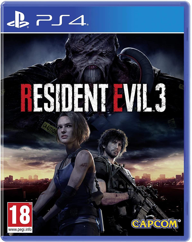 Resident Evil 3 - Remake (PS4) für 30,75€ (Amazon UK)