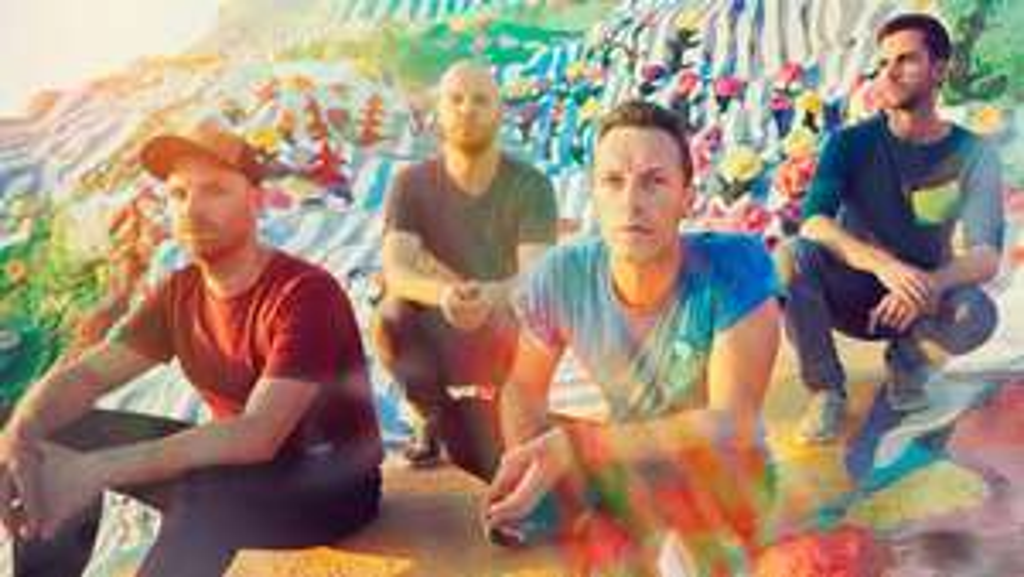 "[arte] Film ""Coldplay - A Head Full of Dreams"""