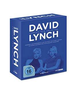 David Lynch / Complete Film Collection / Blu-ray