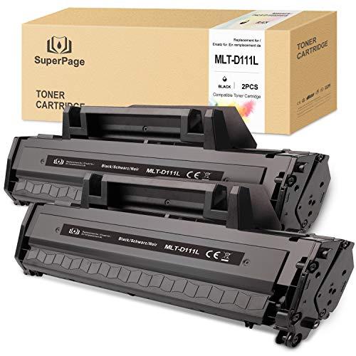 2 XL Toner Kartuschen für etliche Samsung Xpress Laser Drucker