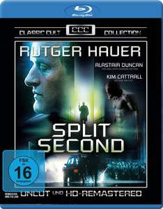 Split Second (Classic Cult Collection Blu-ray) für 4,25€ (Müller Abholung)