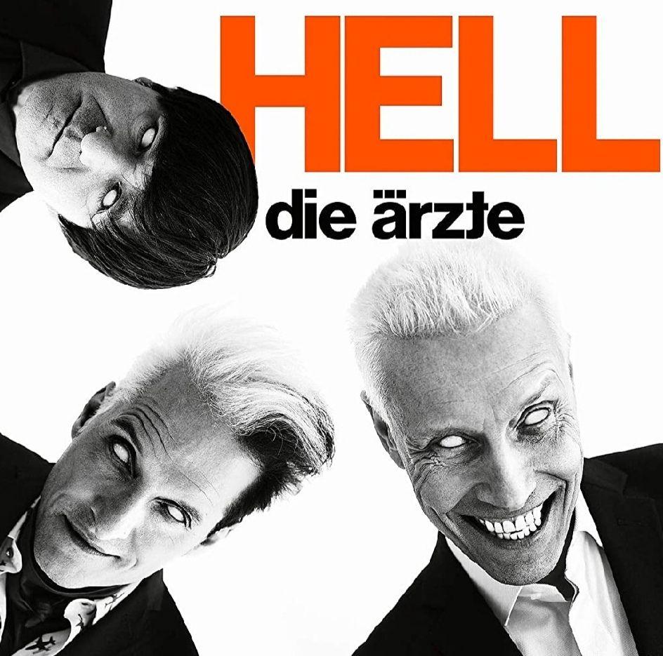 Die Ärzte - Hell Vinyl LP