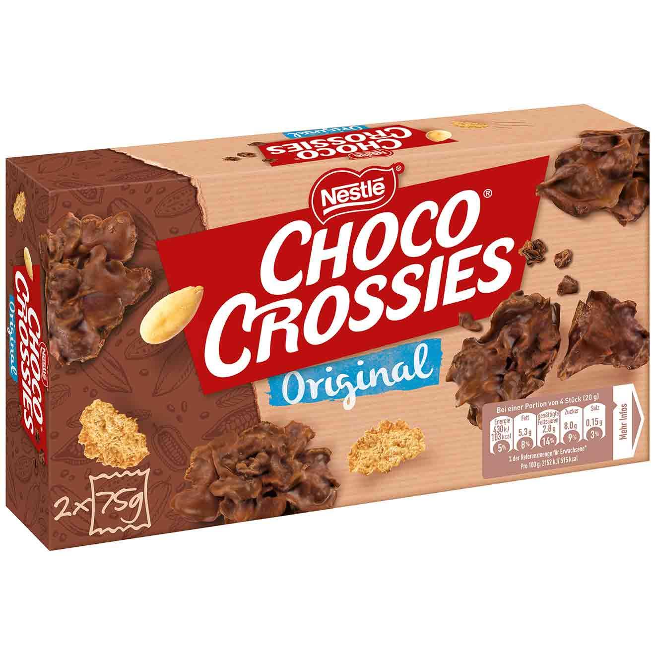 Choco Crossies oder Choclait Chips ab 27.08. für nur 0,96€ [KAUFLAND]