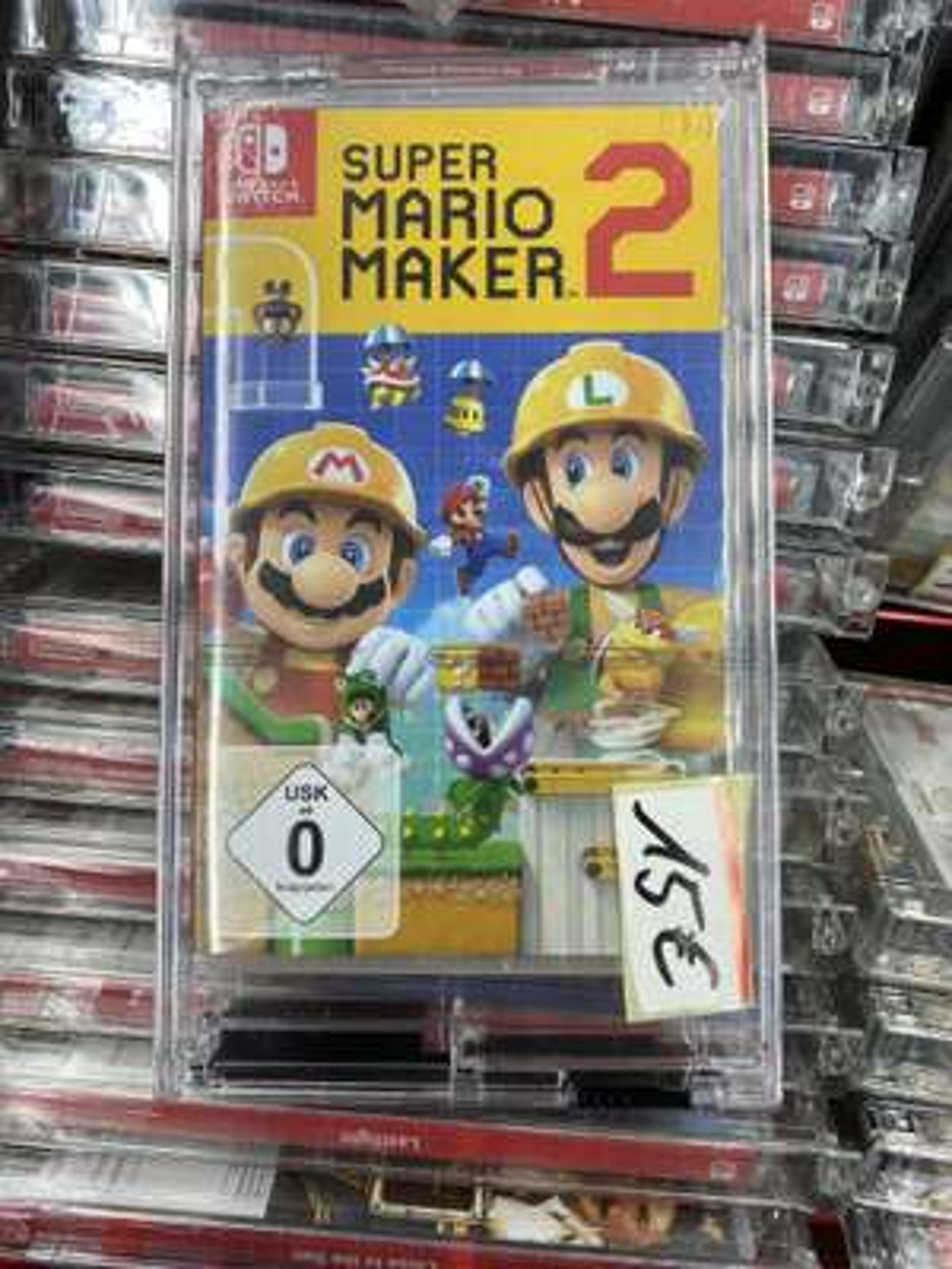[Regional Mediamarkt Memmingen ] Super Mario Maker 2 Nintendo Switch