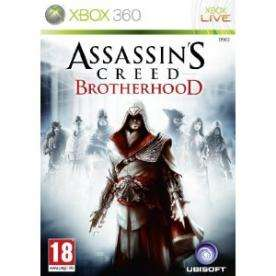 Assassins Creed Brotherhood (XB360)