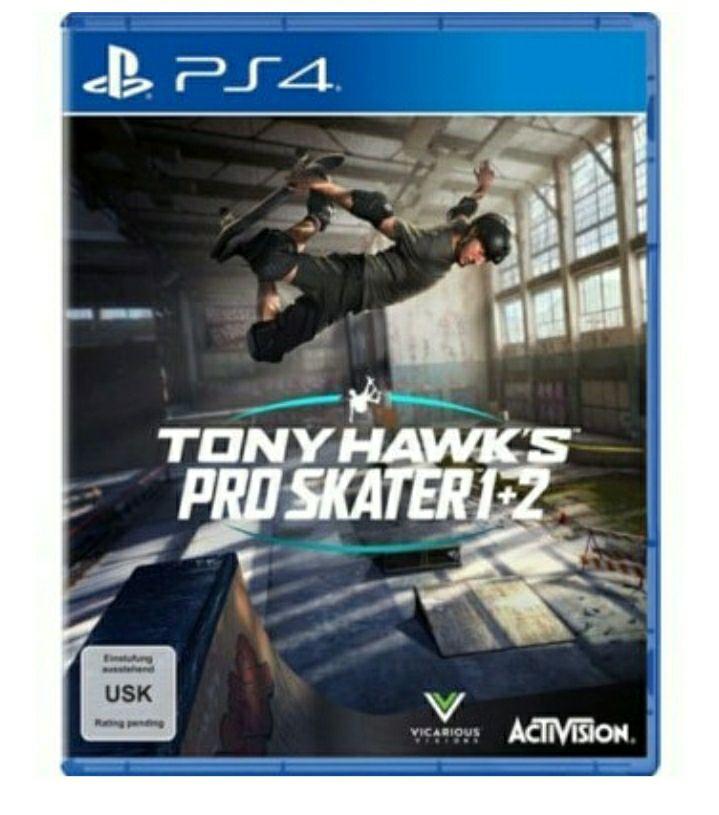 Tony Hawk's Pro Skater 1+2 (PS4)
