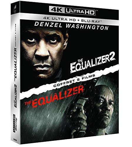 The Equalizer 1 + 2 (4K Blu-ray + Blu-ray) inkl. deutscher Tonspur