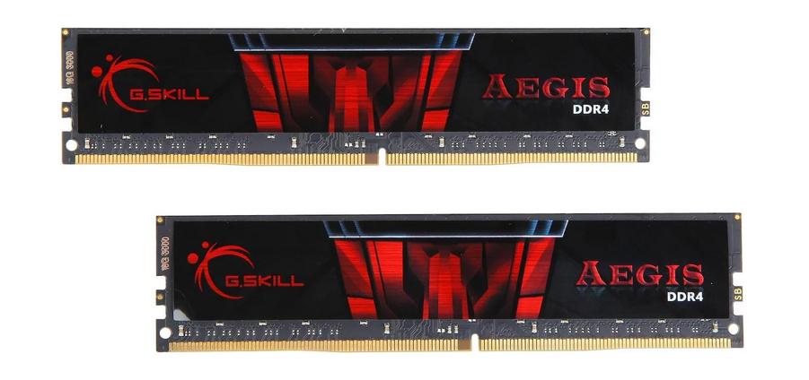 [galaxus] G.Skill Aegis DIMM Kit 32GB, DDR4-3000 (2x16GB)