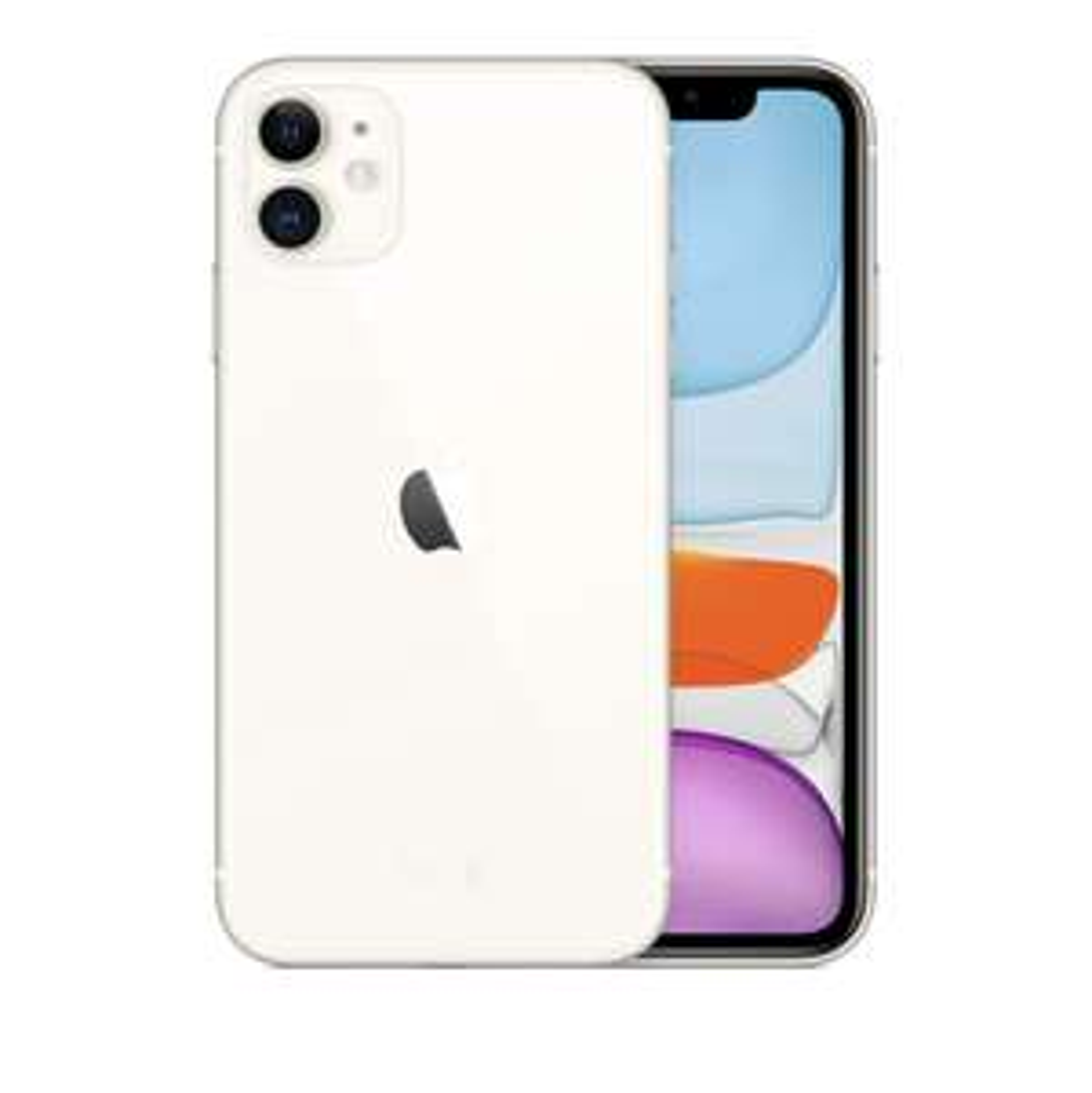 Apple iPhone 11 - 128GB - Weiß (Ohne Simlock) NEU OVP MWM22ZD/A EU differenzbesteuert