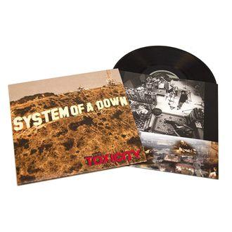 (Langspielplatte) System Of A Down - Toxicity [Vinyl] für 17,54€ @ Amazon Prime