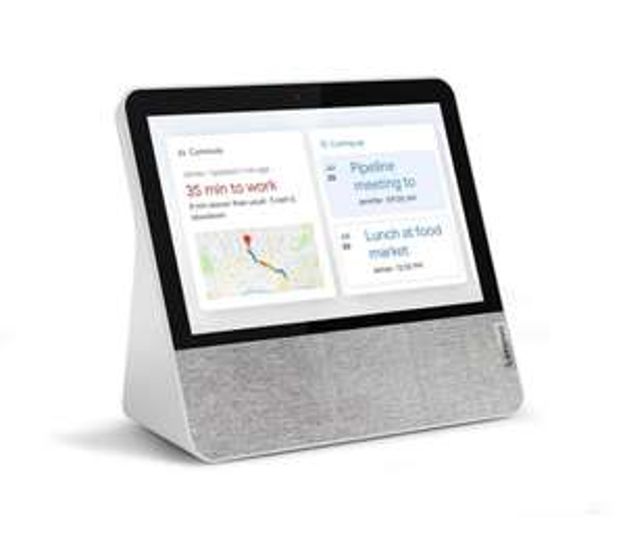 Lenovo | Smart Display 7'' | Google Assistant |