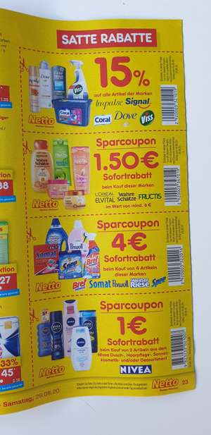Netto Sparcoupons KW35