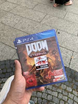 Saturn Berlin - Doom Eternal PS4