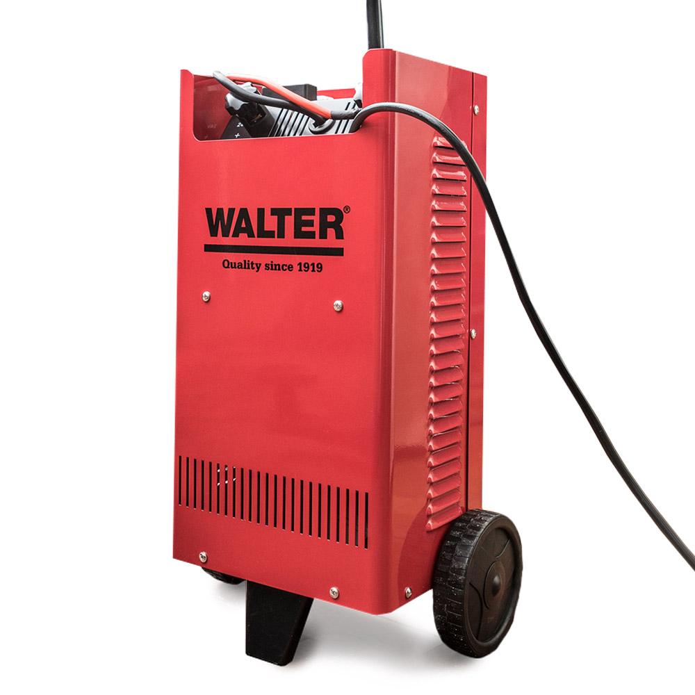 Walter 12V/24V Kfz-Batterieladegerät mit Starthilfe für 72,38€ [Norma24]