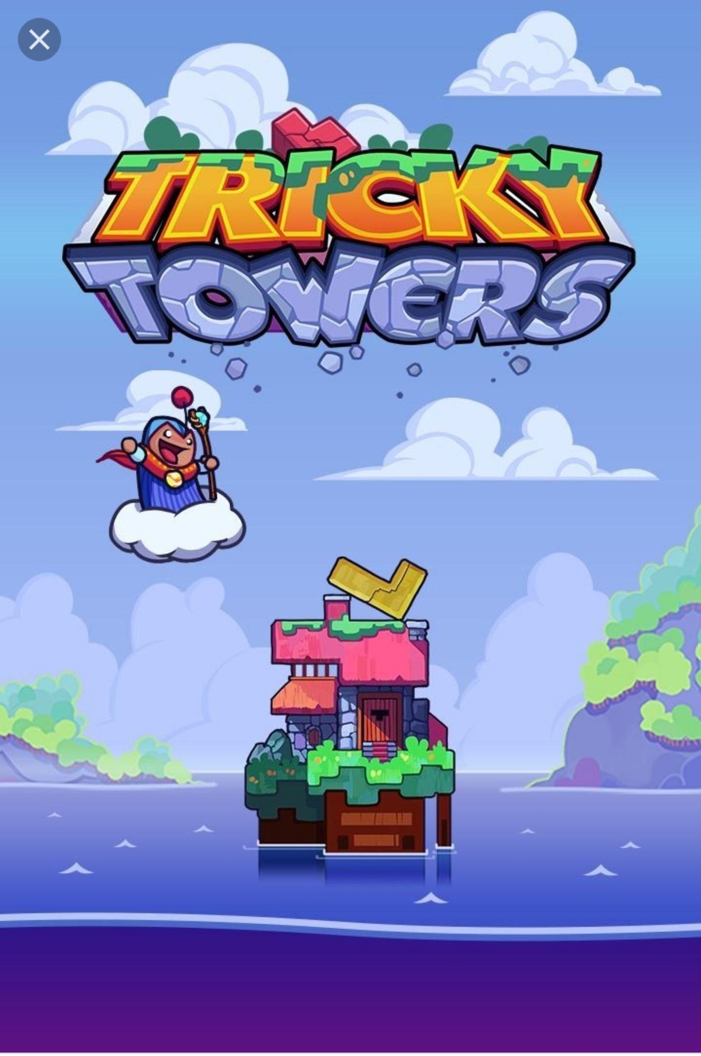 Tricky Towers für Nintendo Switch
