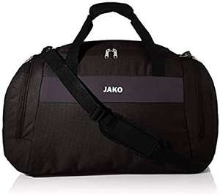 JAKO Striker Junior mit Bodenfachblack/grey [Amazon Prime]