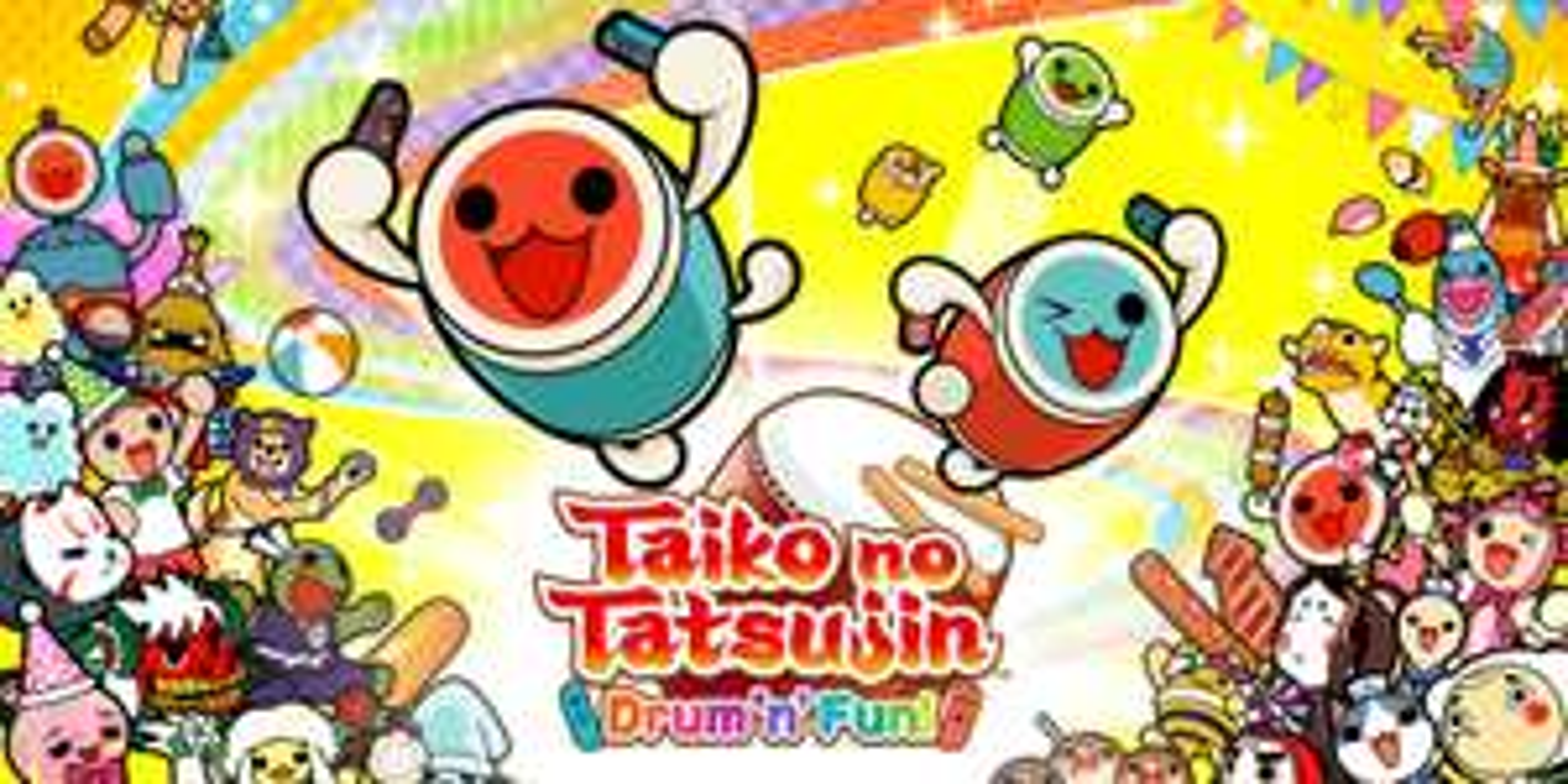 Taiko no Tatsujin: Drum 'n' Fun! Nintendo Switch (US eShop)