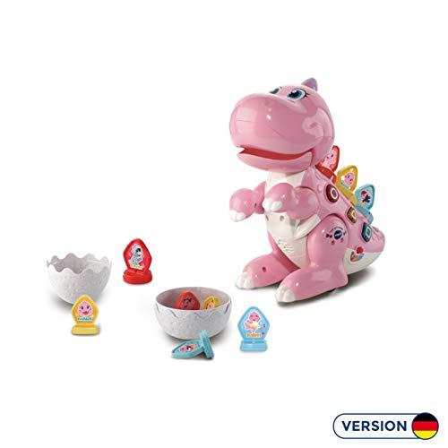 Vtech Codi, mein Lerndino, Babyspielzeug (Pink) für 25,47€ (Amazon Prime & Media Markt Abholung)