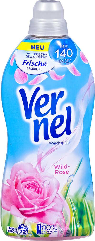 [Kaufland - DoMi] 3x Vernel Weichspüler für 1.61€/Stück (große Flasche mit 1,7 bis 1,8-L)