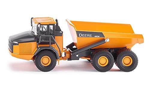 SIKU, John Deere Dumper, Baustellenfahrzeug, 1:50, Metall/Kunststoff, Kippbare Mulde für 15,56€ (Amazon Prime & Media Markt Abholung)