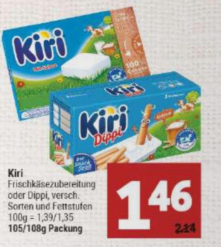 [Marktkauf Minden-Hannover] Kiri Dippi mit Coupon für 0,96€