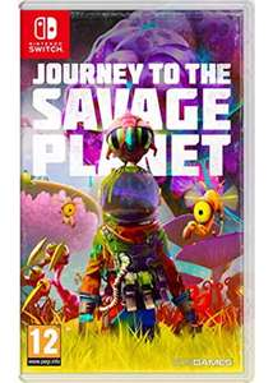Journey to the Savage Planet (Switch) für 20,12€ (Base.com)