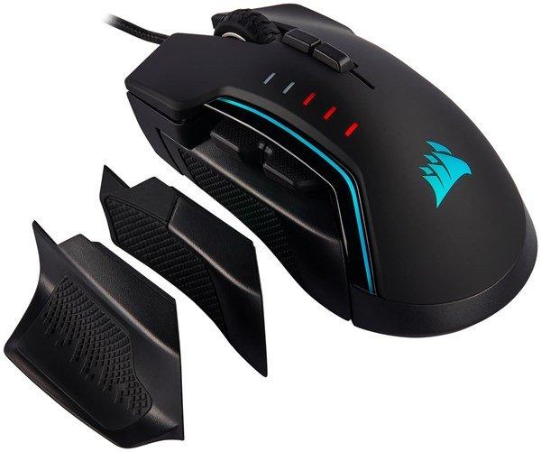 Corsair Gaming Glaive RGB PRO schwarz