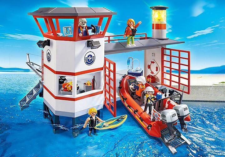 Playmobil Bestpreise möglich z.B.: Küstenwachstation usw.