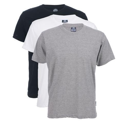 (Play.com) Trespass Men's 3 Pack T-Shirt für 7,99€