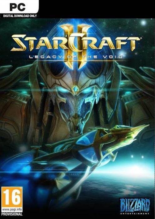[Battle.net] Starcraft 2 Legacy Of The Void (PC/MAC) für 8,99€ @ CDKeys