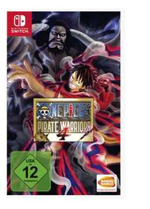 [lokal Brandenburg a. der Havel] One Piece: Pirate Warriors 4 (Switch)