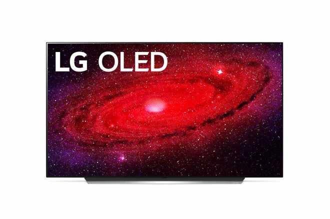 LG OLED55CX8LB (55 Zoll)