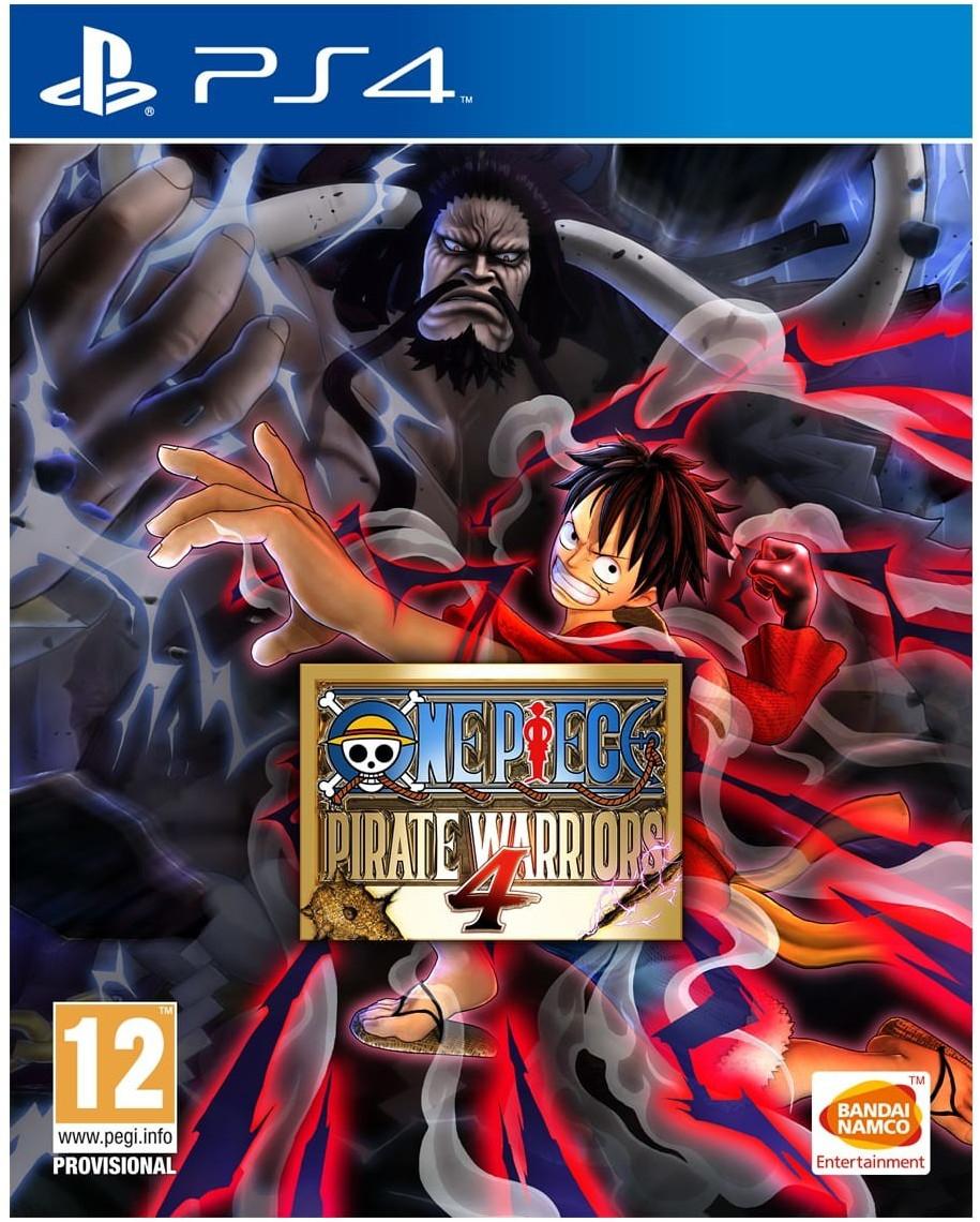 One Piece - Pirate Warriors 4 [für PS4 / Nintendo Switch]
