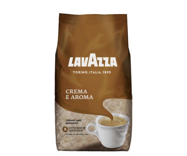 Lavazza Kaffee 1kg Bohnen ab 31.8. [Rossmann]