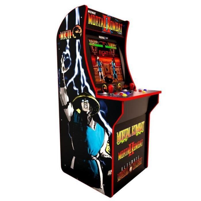 [cdiscount] Mortal Kombat Arcade Automat mit MK1, MK2 und MK3 für 2 Spieler Arcade1up
