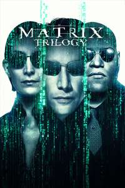 iTunes (Kauf) Matrix Trilogy 4K Dolby Vision Dolby Atmos