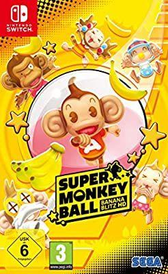Super Monkey Ball Banana Blitz(Switch) [Saturn Abholung & Mediamarkt & Amazon Prime]