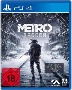 Metro: Exodus Day One Edition (PS4) für 17,99€ (Saturn & Media Markt Abholung)