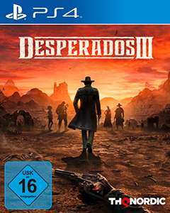 Desperados 3 (PS4 & Xbox One) für je 34,99€ (Amazon & Saturn & Media Markt Abholung)