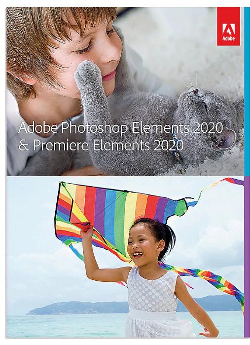 Adobe Photoshop & Premiere Elements 2020 - NBB