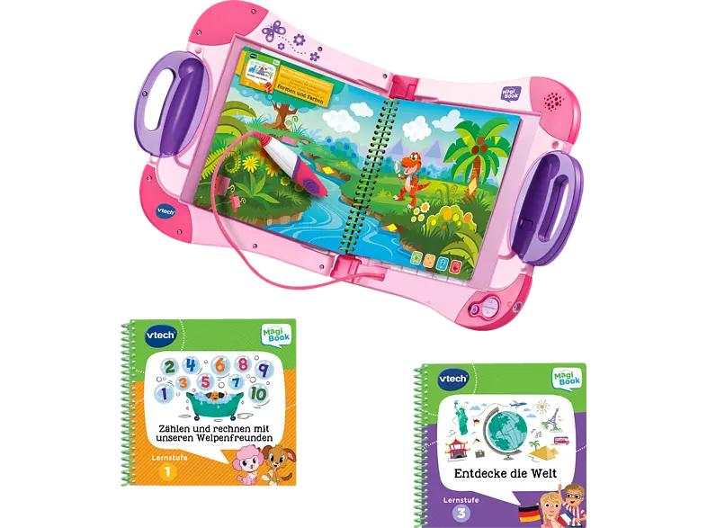 Vtech Magibook Deluxe Bundle (Pink) für 22,50€ (Media Markt Abholung)