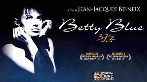 Betty Blue - 37,2 Grad am Morgen (1986) (nur zum Download oder Direktstream) Mediathek ZDF/3Sat (Béatrice Dalle)