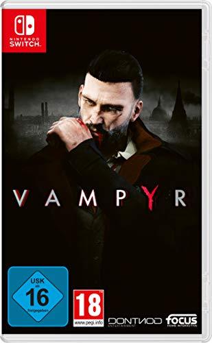 Vampyr (Switch) für 17,99€ (Amazon Prime & Saturn & Media Markt Abholung)