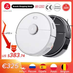 Roborock S5Max Vacuum Cleaner 2020 Version