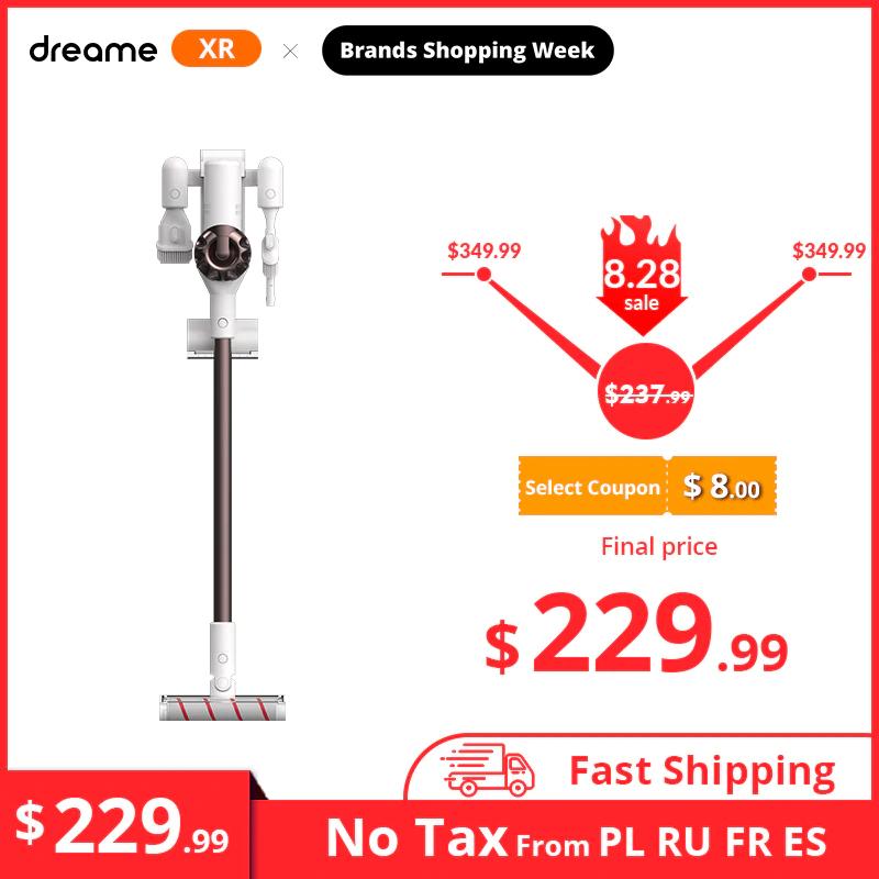 Dreame XR Premium Akku-Staubsauger | Versand aus Spanien, Frankreich oder Polen.