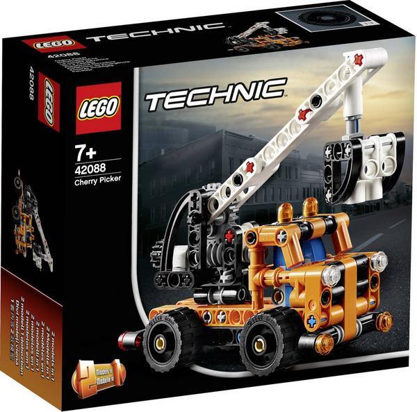 LEGO Technic - 2 in 1 Hubarbeitsbühne (42088) für 7,11€ (Thalia Club)