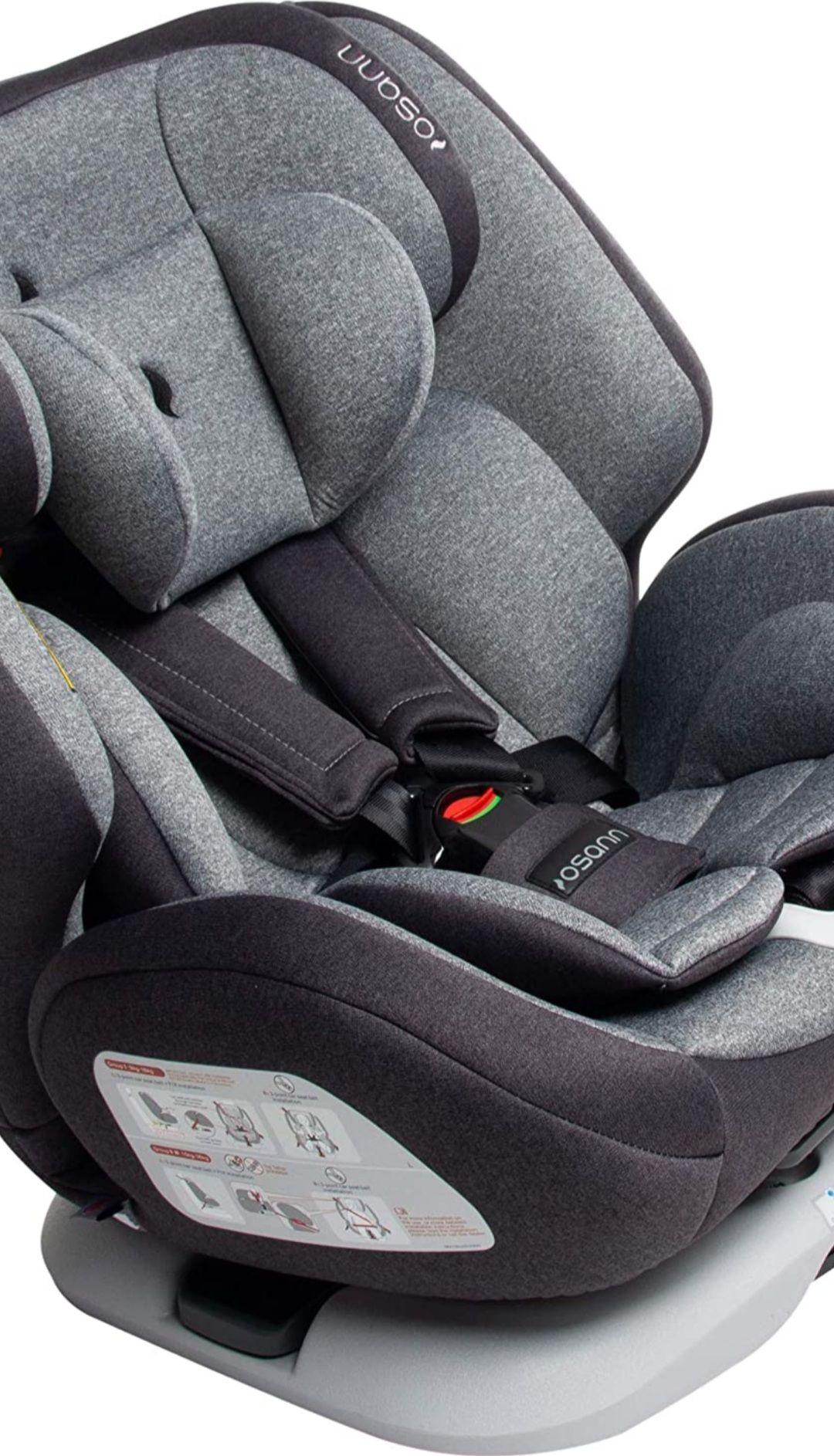 Osann Kindersitz One 360 mitwachsend, 360° drehbar Reboarder
