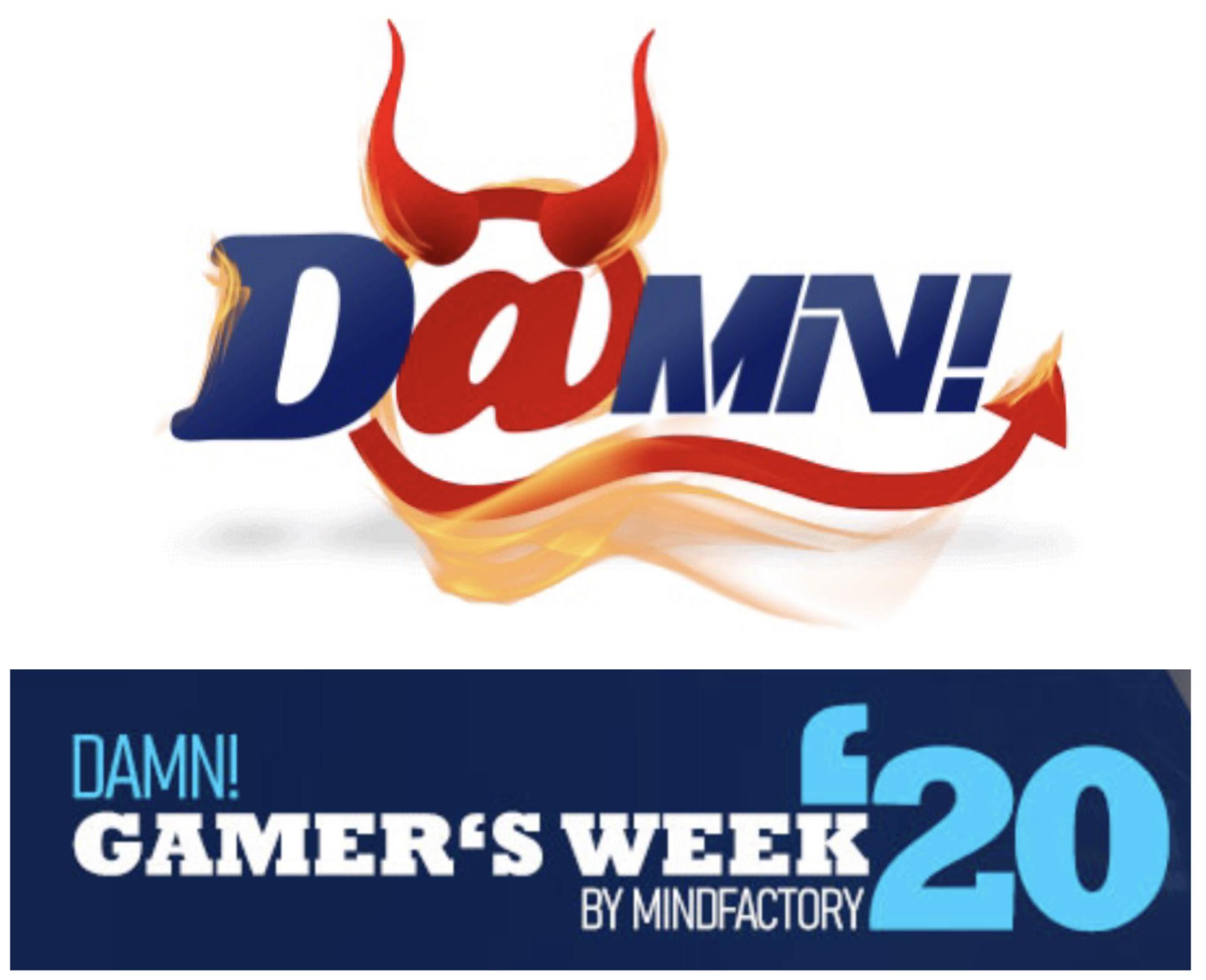 DAMN! Gamers Week 2020 bei Mindfactory mit vielen Angeboten - z.B. AMD Ryzen 7 3800XT für 337,99€ inkl. Versandkosten und weitere