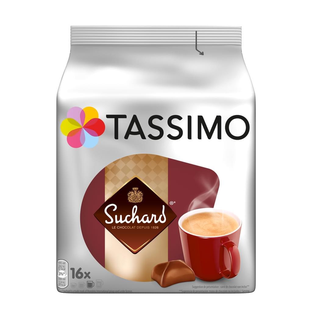 [real online] Tassimo Kapseln, Viele Sorten 3.59€ / Pckg (inkl. Versand) | teilw. [Amazon] im 5er Pack